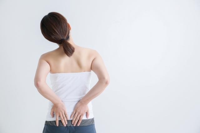 背骨の歪みを正して健康美を目指そう!